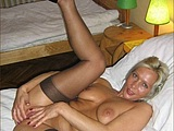 Mature wife in nylons Male-Male,boys