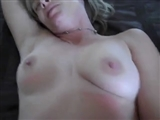 Drunk Mom Fucked by Dad in Missionary Style on Bed