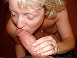 Homemade Blowjob Amateur Older Mature Mom Pictures