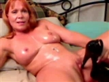 Mature Webcam Porn She Does Nude Show and Masturbation