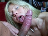 Photo of Mature Wife Sucking Cock