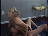 Stepmom Doing Sex on Video with Friend