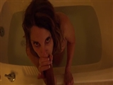 Sexy Mature Mom Naked in Bathroom Fucked and Cummed On