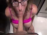Homemade Quickie Sex with Hot Mommy