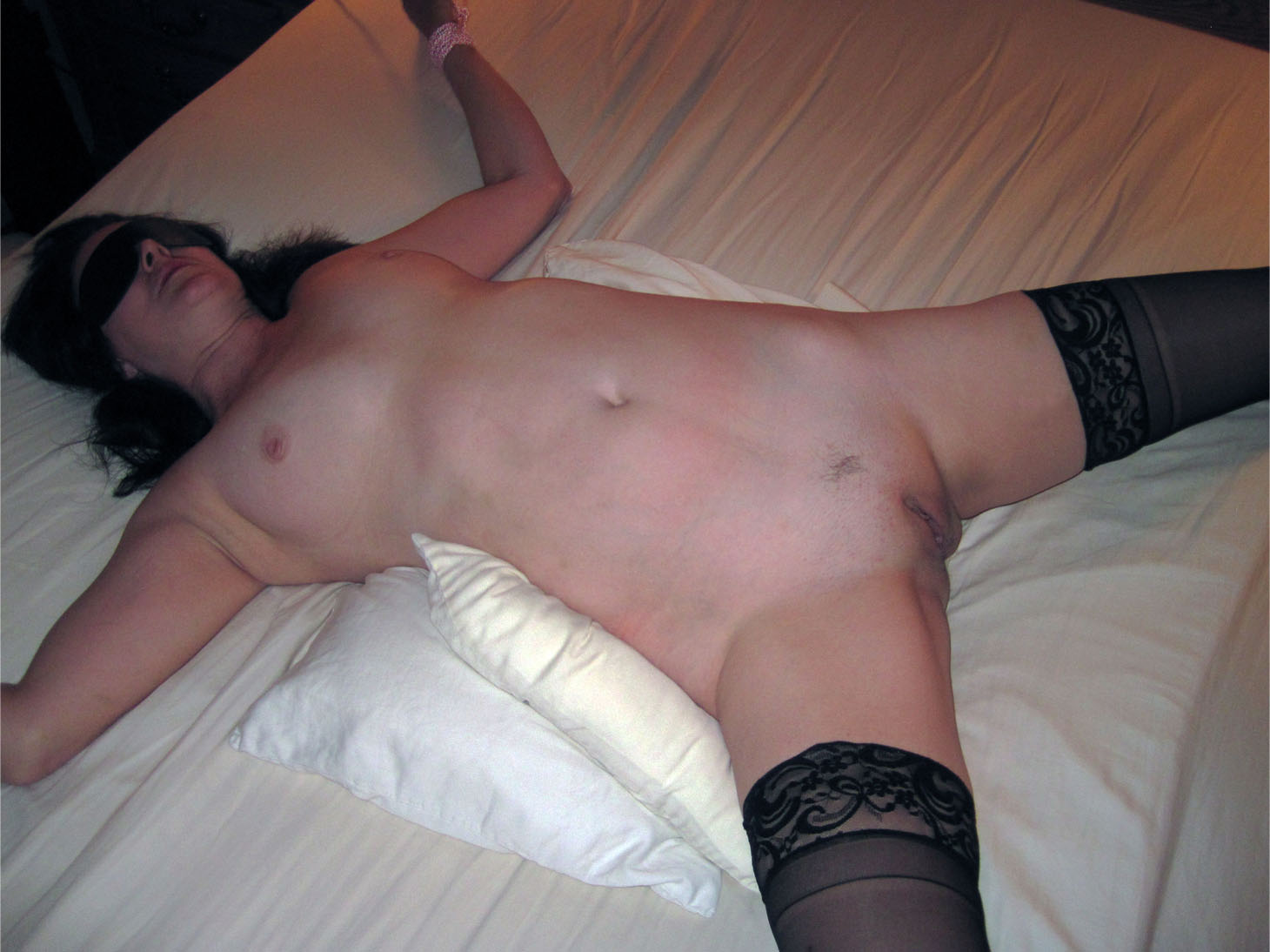 amateur blindfold