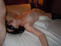 mature wife blindfolded and used for sex in hotel pictures 14