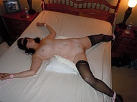 mature wife blindfolded and used for sex in hotel pictures 20