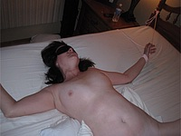 mature wife blindfolded and used for sex in hotel pictures 70