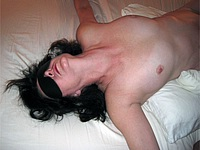 mature wife blindfolded and used for sex in hotel pictures 78