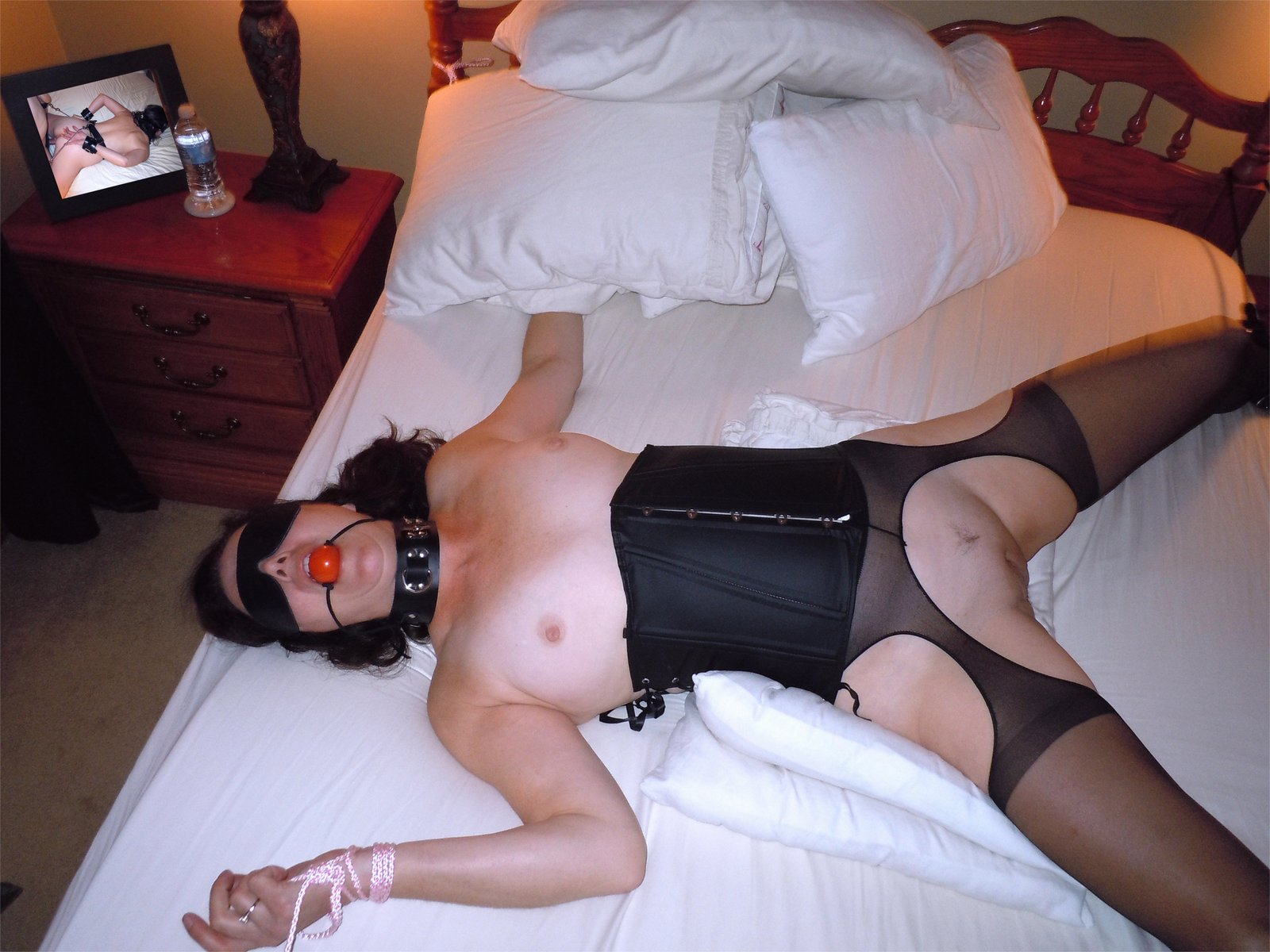 Mature bdsm wives wonderful
