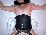 BDSM pictures amateur wife tied up and fucked by hubby