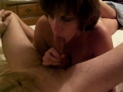Girlfriends Mom Sucks My Cock