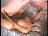 Young Guy with Mature Lady in Homemade Sex Video
