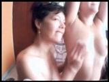 Mature Mother Lesbian Sex on Hot Home Webcam Video
