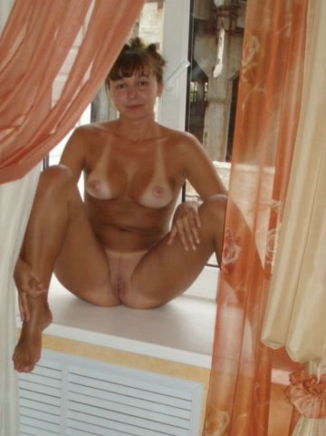 Homemade naked mom