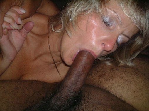 Mature wife amatures sucking cock verdadeira