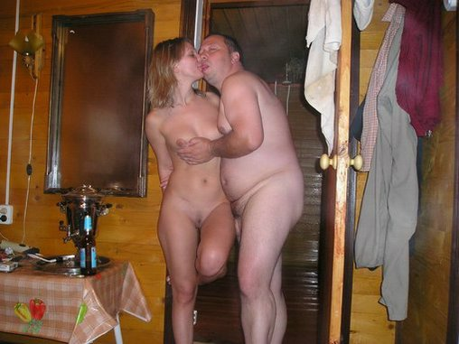 Nude couple sex party