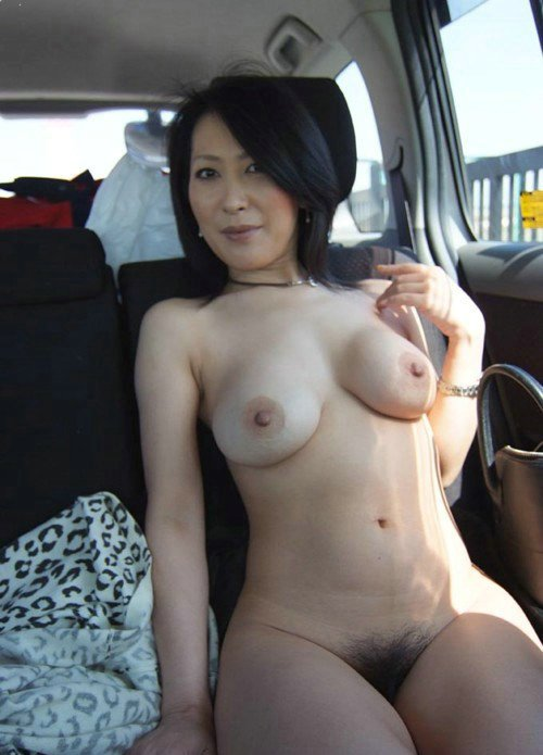 Thick asian milf mom