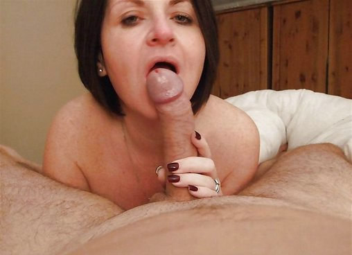 Mature Amateur Homemade Blowjob Mom Pictures