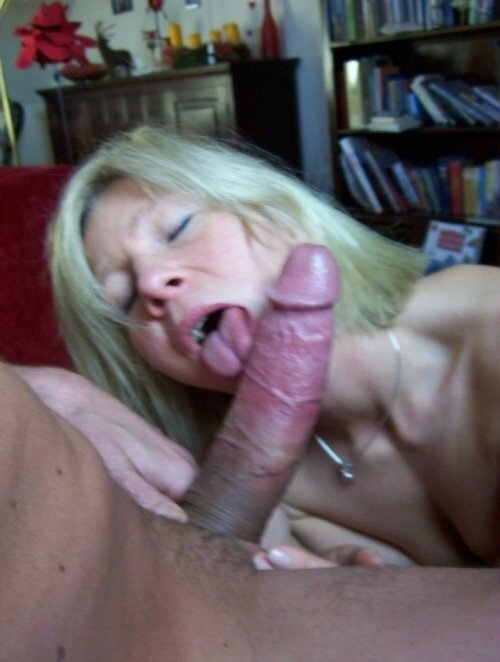 Mature Wife Sucks Cock 26