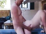Screwing With My Sexy Mature Amateur Wife