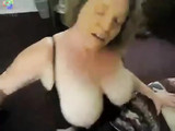 Amateur Wife Caught Blowing Family Friend