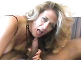 Sexy Mature Wife Laura Enjoys Sex with Big Black Bull