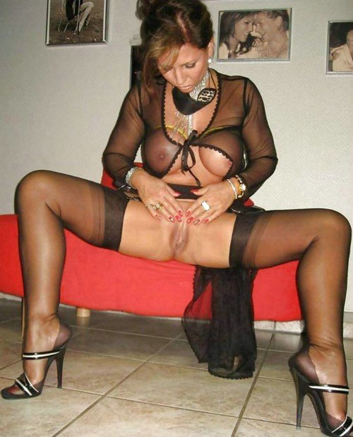 Wifes In Stockings