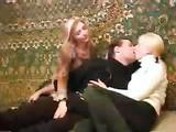 Amateurs Swingers russes en vidéo de sexe de groupe