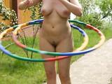 Amateur esposa gordita desnuda en públicos fotos jugando