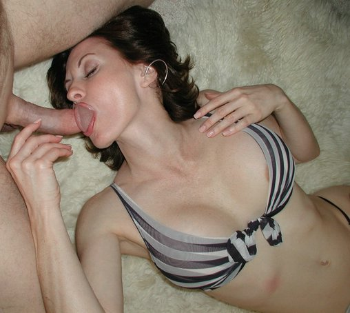 Milf teacher blowjob