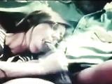 Vintage Interracial Sex vidéo de chatte blanche avec Black Dick