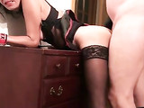 Sexy Mature Milf Fucked from Behind by Young Stud