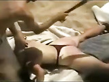 Beach Voyeur Sex Video Caught on Tape