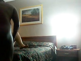 Awesome Interracial Sex in Hotel Redhead Fucked by BBC