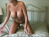 Hot Granny with Big Tits Fucks Good on Camera