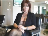 Super Hot Busty Mature Woman Fucked Good in Pussy