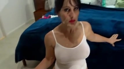Brunette mature wife still loves fuck